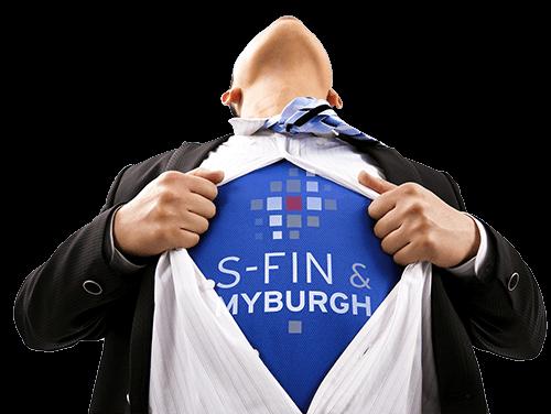 Shirt Logo S-Fin Myburgh RegioBank